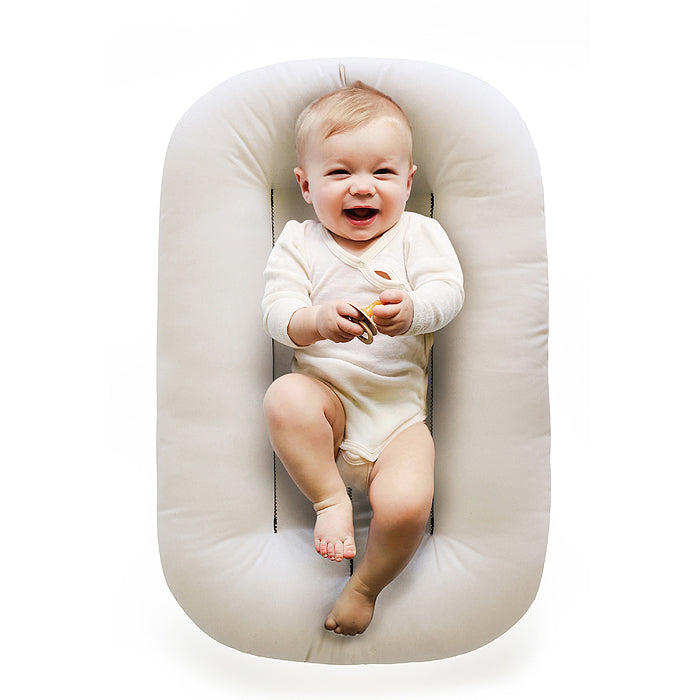 snuggle me organic lounger baby bare lounger natural