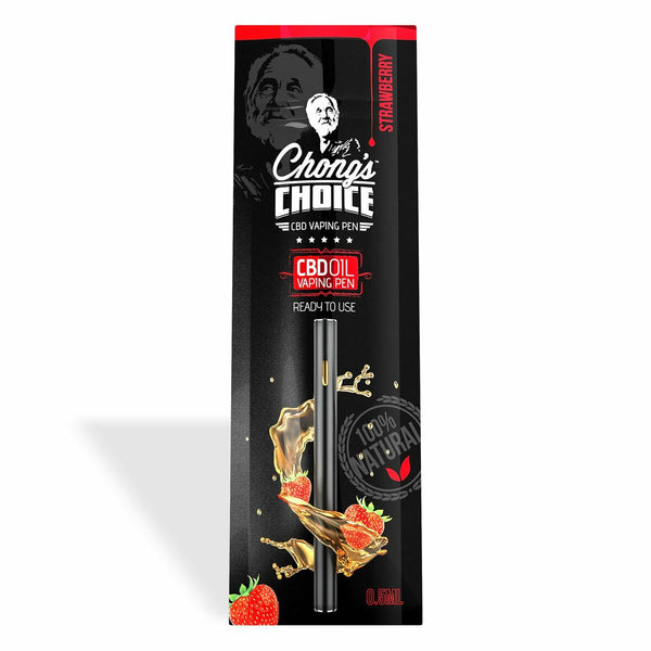 Chong's Choice CBD [Vaping Pen] - Strawberry