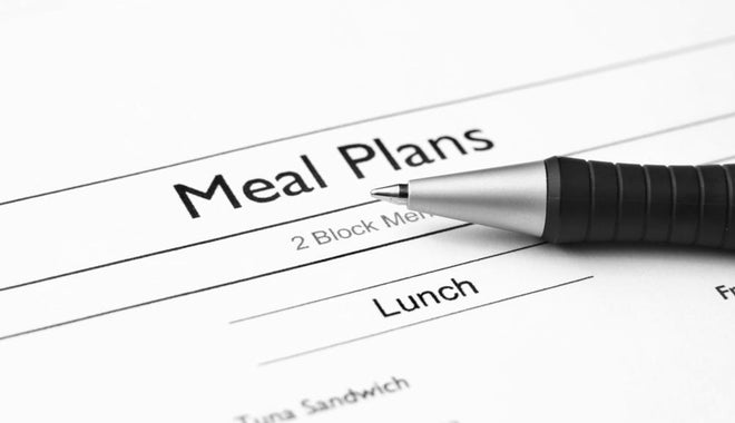 Meal planning. Why should you eat regular meals?