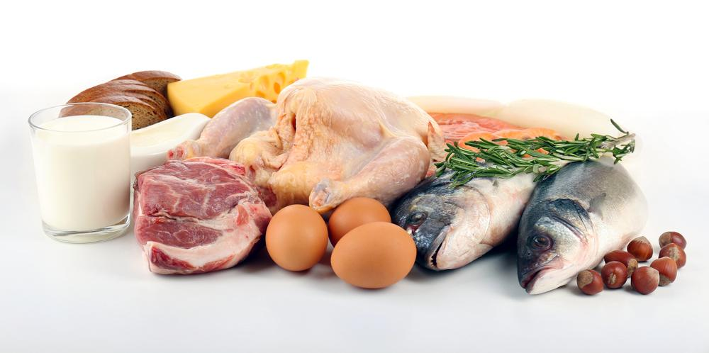 Myths and facts about proteins in the slimming diet