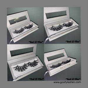 BAD LIL VIBE 3D Mink Lashes