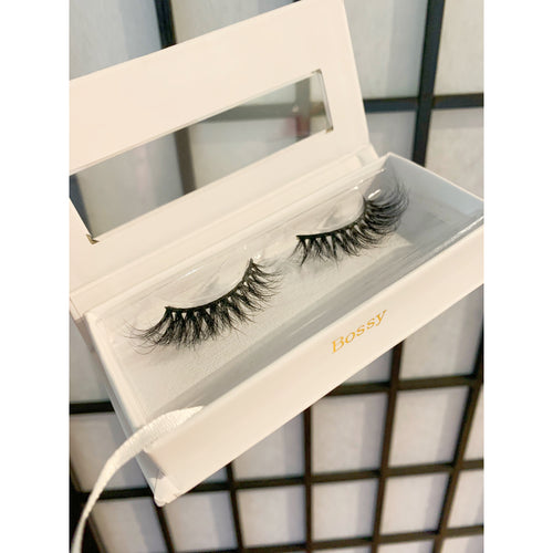 BOSSY 3D Mink Lashes