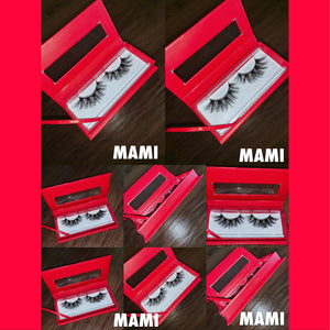 MAMI 3D Mink Lashes