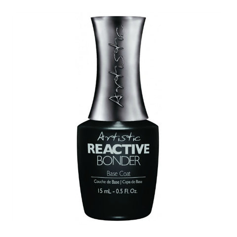 Artistic Colour Revolution Reactive Nail Lacquer - Reactive Bonder Base Coat