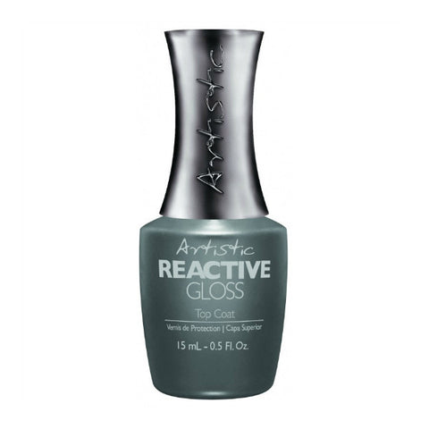 Artistic Colour Revolution Reactive Nail Lacquer - Reactive Gloss Top Coat