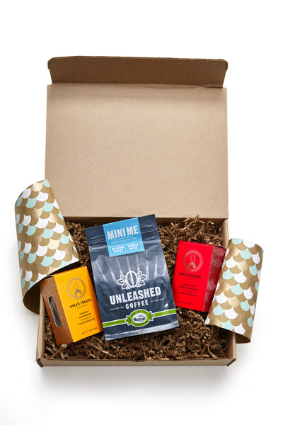 Unleashed Coffee Gift Box