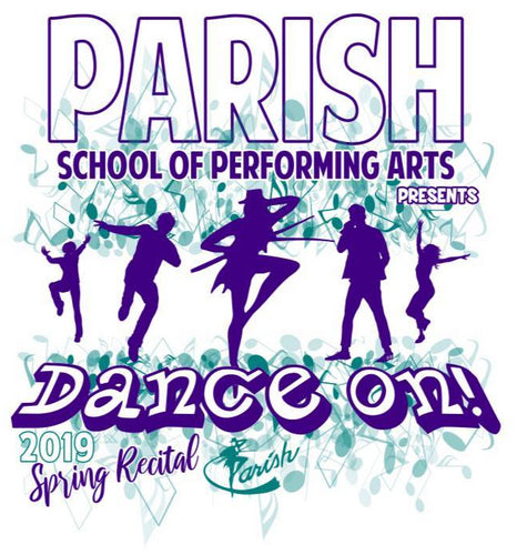 2019 Parish School of Performing Arts Spring Dance Recital