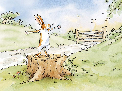 Guess How Much I Love You : Anita Jeram