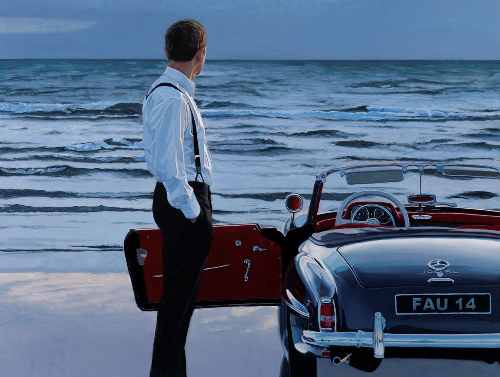 * ARTIST'S PROOF * Horizon : Iain Faulkner Limited Edition Giclee Print - Have It Framed Edinburgh Picture Framer