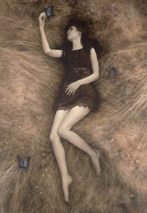 Everything You Touch (Giclee Print With Silk Screen) : Fletcher Sibthorp