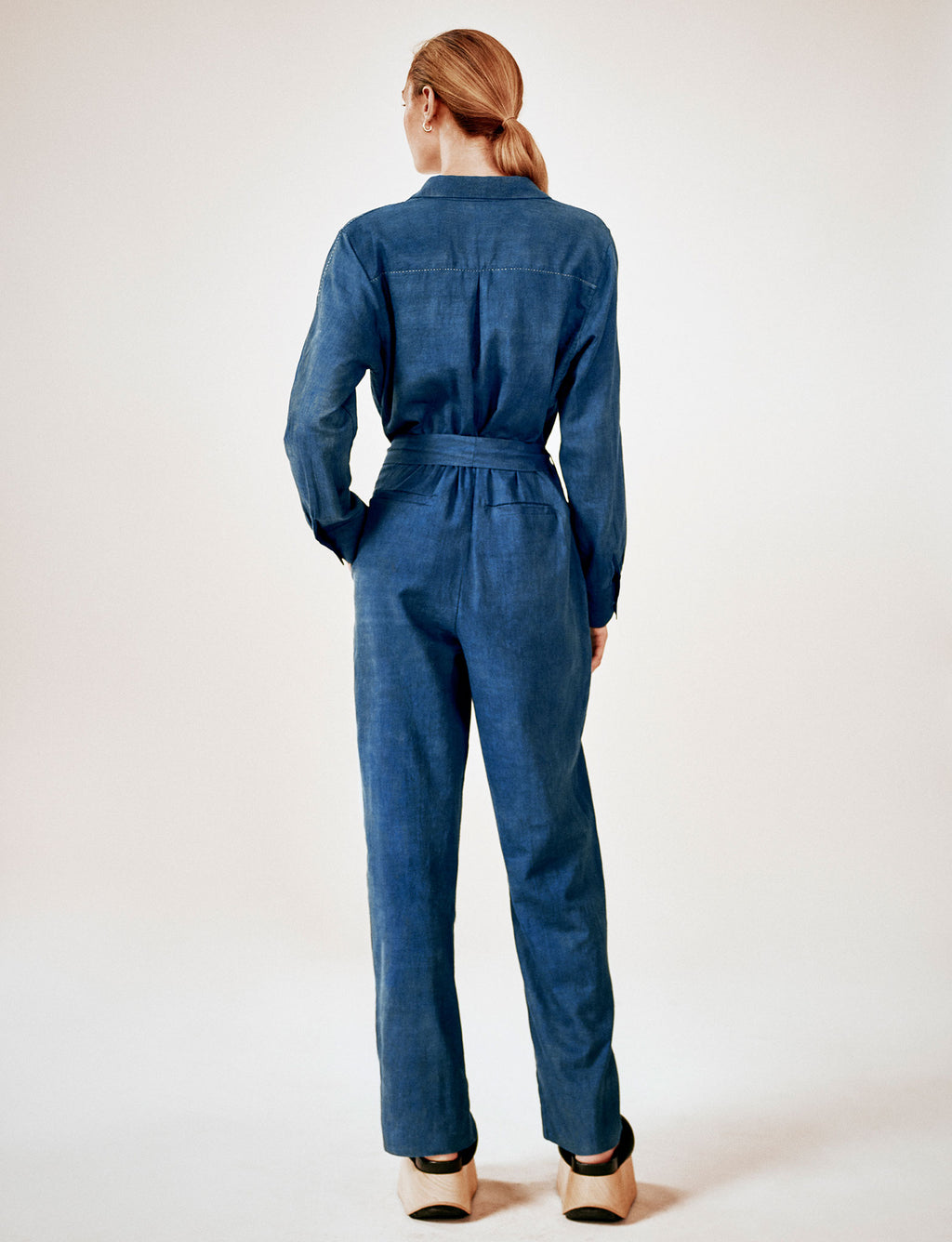 Handwoven Jumpsuit