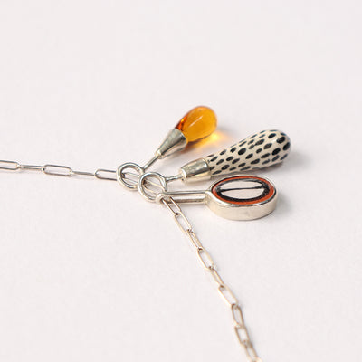 Sun & Rain Necklace