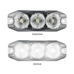 120033 Series Emergency Lamps