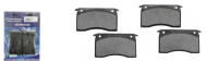 MECHANICAL BRAKE PAD SET (4) STD