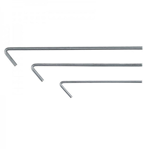 300 X 8MM GALVANISED PEGS - Trek Hardware