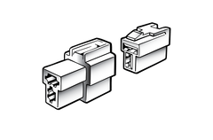MALE QUICK CONNECTOR HOUSING