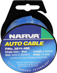 SINGLE CORE CABLE 4MM