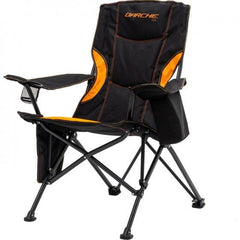 260 CHAIR BLACK/ORANGE