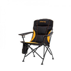 380 CHAIR BLACK/ORANGE