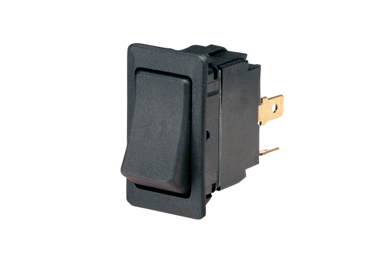 Off/On Heavy-Duty Rocker Switch