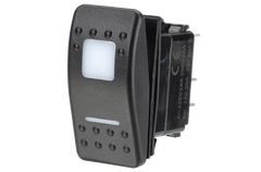 LED Illuminated Sealed Rocker Switch