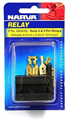 RELAY CONNECTORS