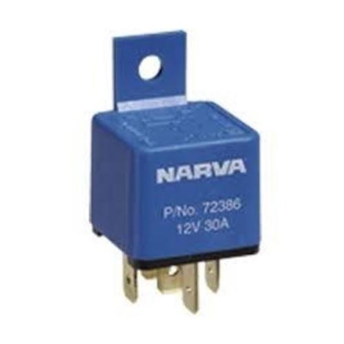 5 PIN MINI RELAY WITH RESISTOR
