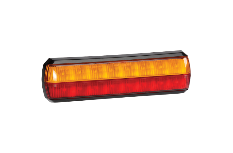10–30 VOLT MODEL 38 L.E.D SLIMLINE REAR STOP/TAIL AND DIRECTION INDICATOR LAMP