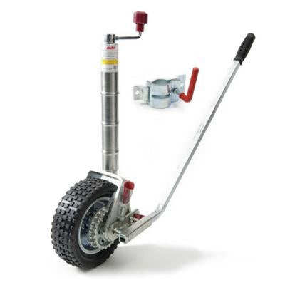 AL-KO Premium 250mm dia Power Mover with clamp