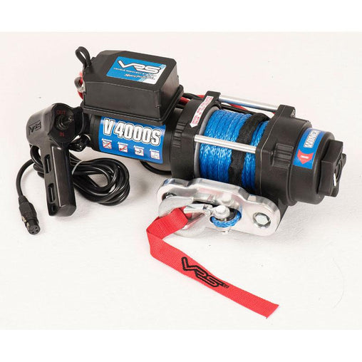 ATV 4000LBS WINCH - Trek Hardware