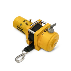 'GRUNTER' 12V Boat Trailer Winch (Standard)