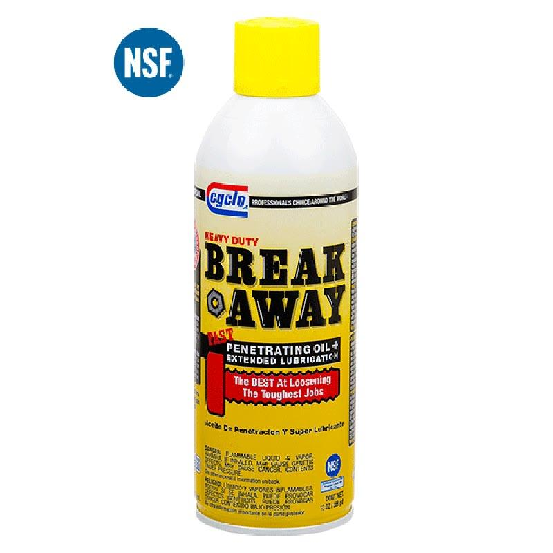 BreakAway Penetrating Oil - Trek Hardware