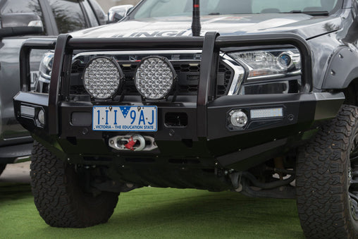 Bullbar Loop Ford Ranger 2015+ - Trek Hardware