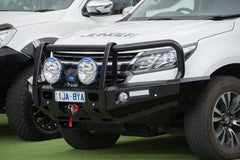 Bullbar Loop Holden Colorado 2016+ - Trek Hardware