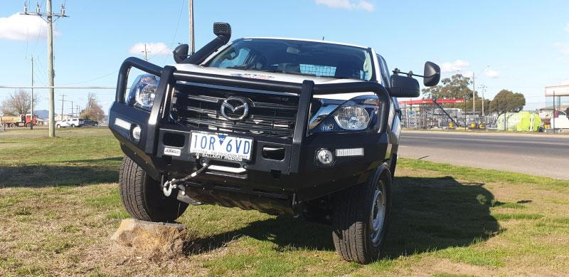 Bullbar Loop Mazda BT50 2012+ - Trek Hardware