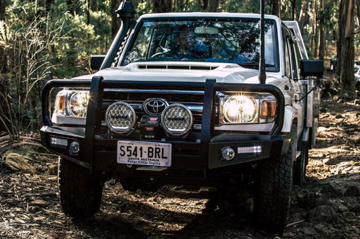 Bullbar Loop Toyota Landcruiser 79 Series - Trek Hardware