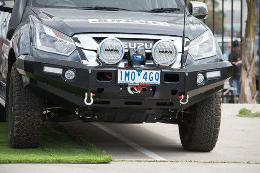 Bullbar No Loop Isuzu DMAX 2016+ - Trek Hardware