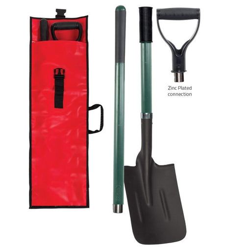 Combo Shovel Steel