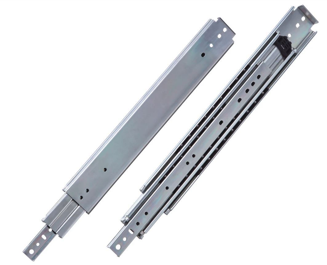 Drawer Slides Heavy Duty Non Locking 227Kg