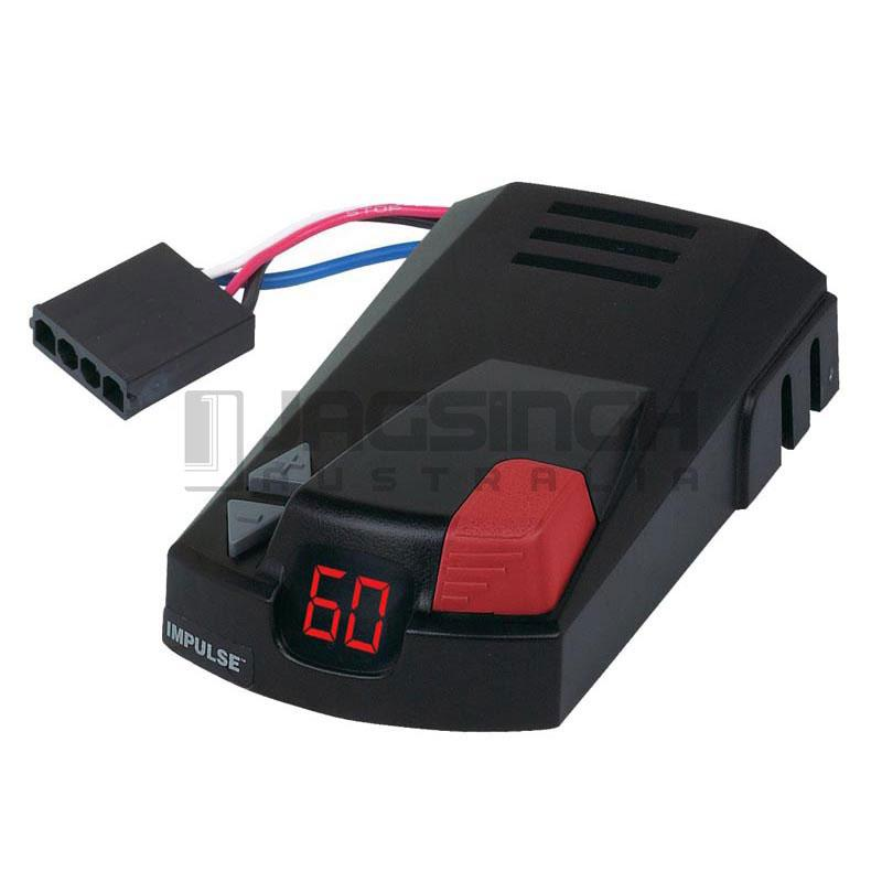 Impulse Digital Brake Controller