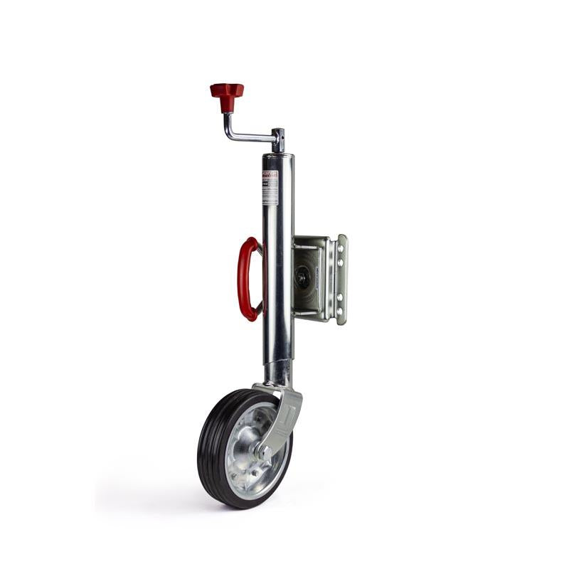 "Jockey Wheel 8"" Swing Up"