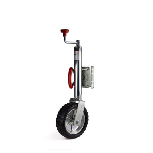 "Jockey Wheel 10"" Swing Up"