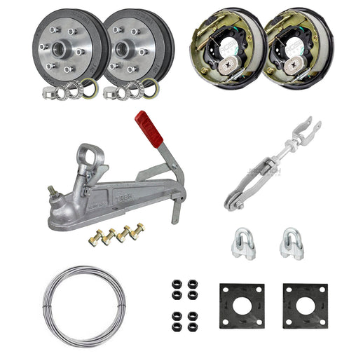 Electric Brake Replacement Kit