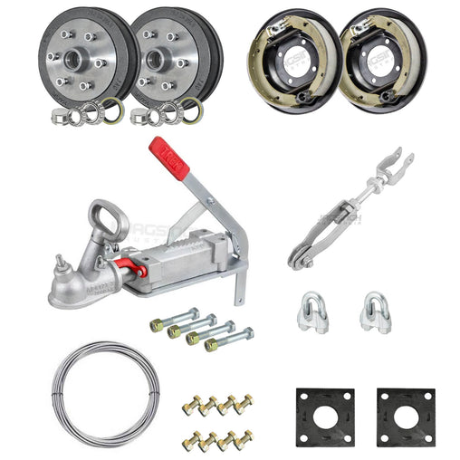 Mechanical Brake Replacement Kit