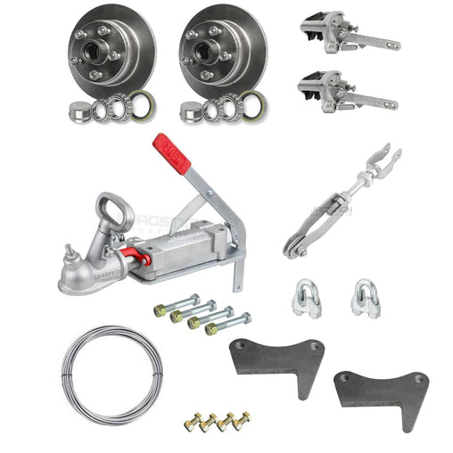 Mechanical Disc Brake Replacement Kit