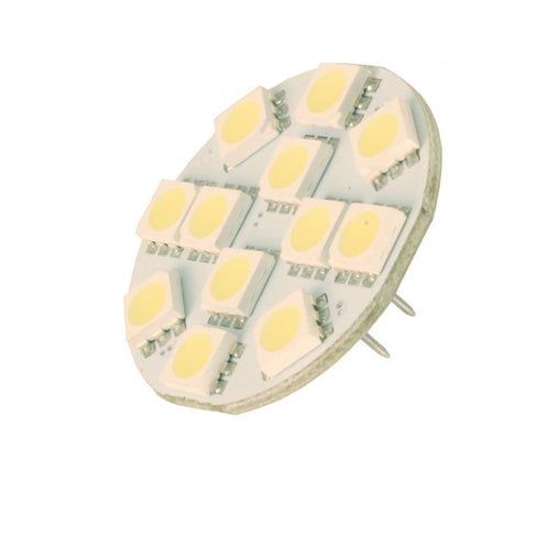 LED 12Pcs Smd G4 In Cool White