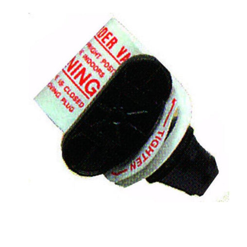 Plug Only Gas Cyl Valve Safety