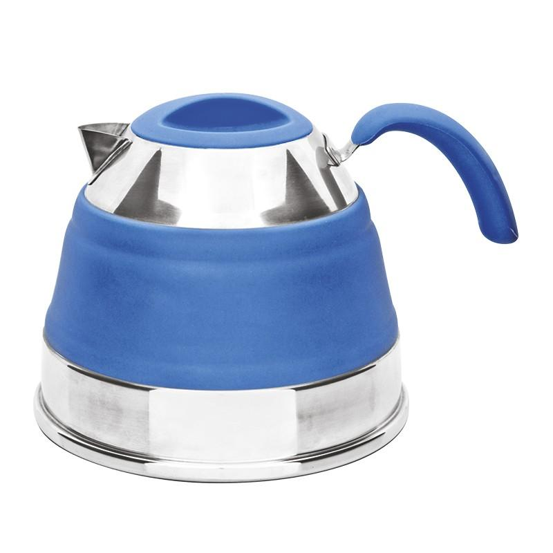 Pop Up Compact Kettle Blue 1.5
