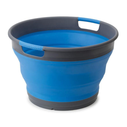 Pop Up Laundry Tub 12L Blue