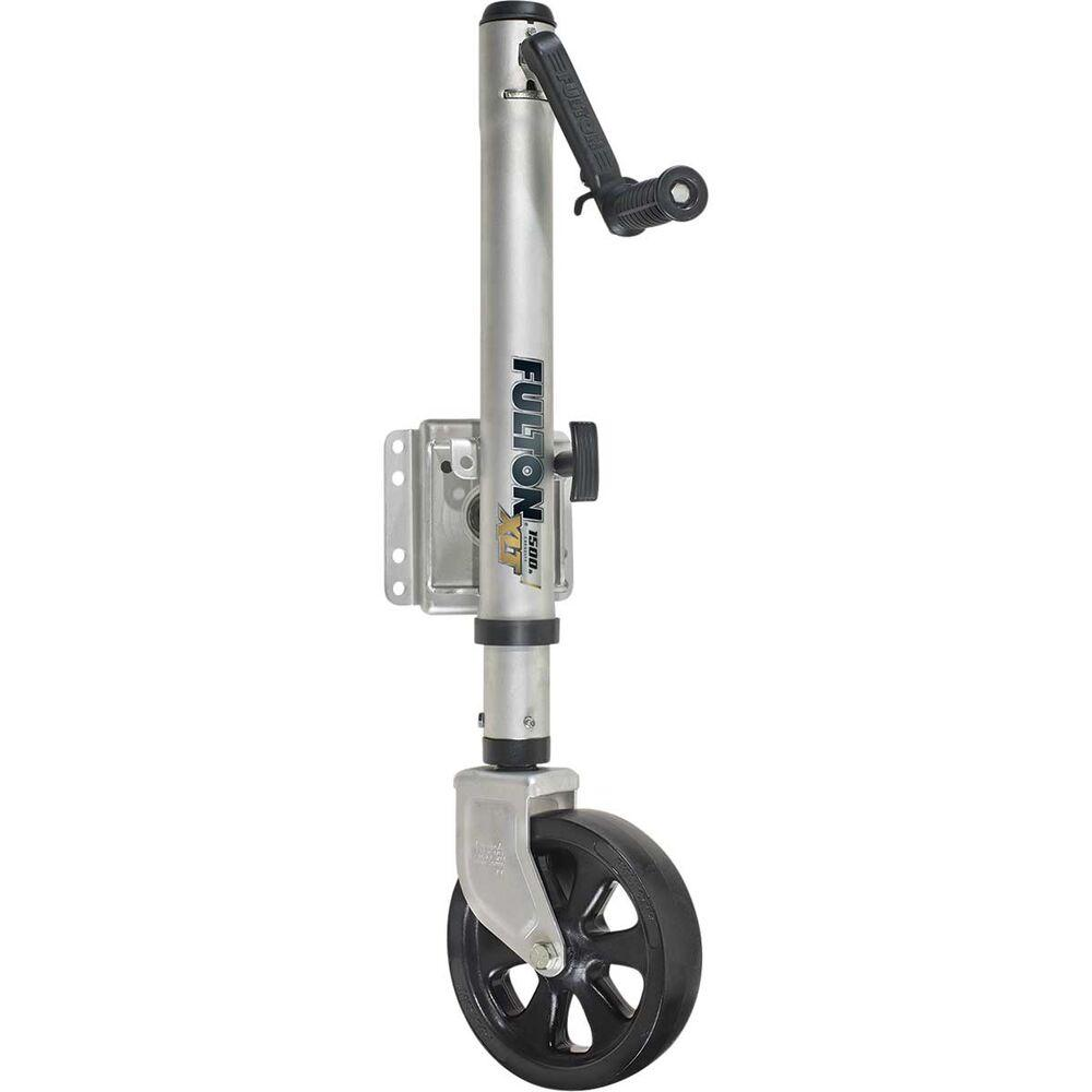 Fulton Swivel Jockey Wheel - 12 Inch
